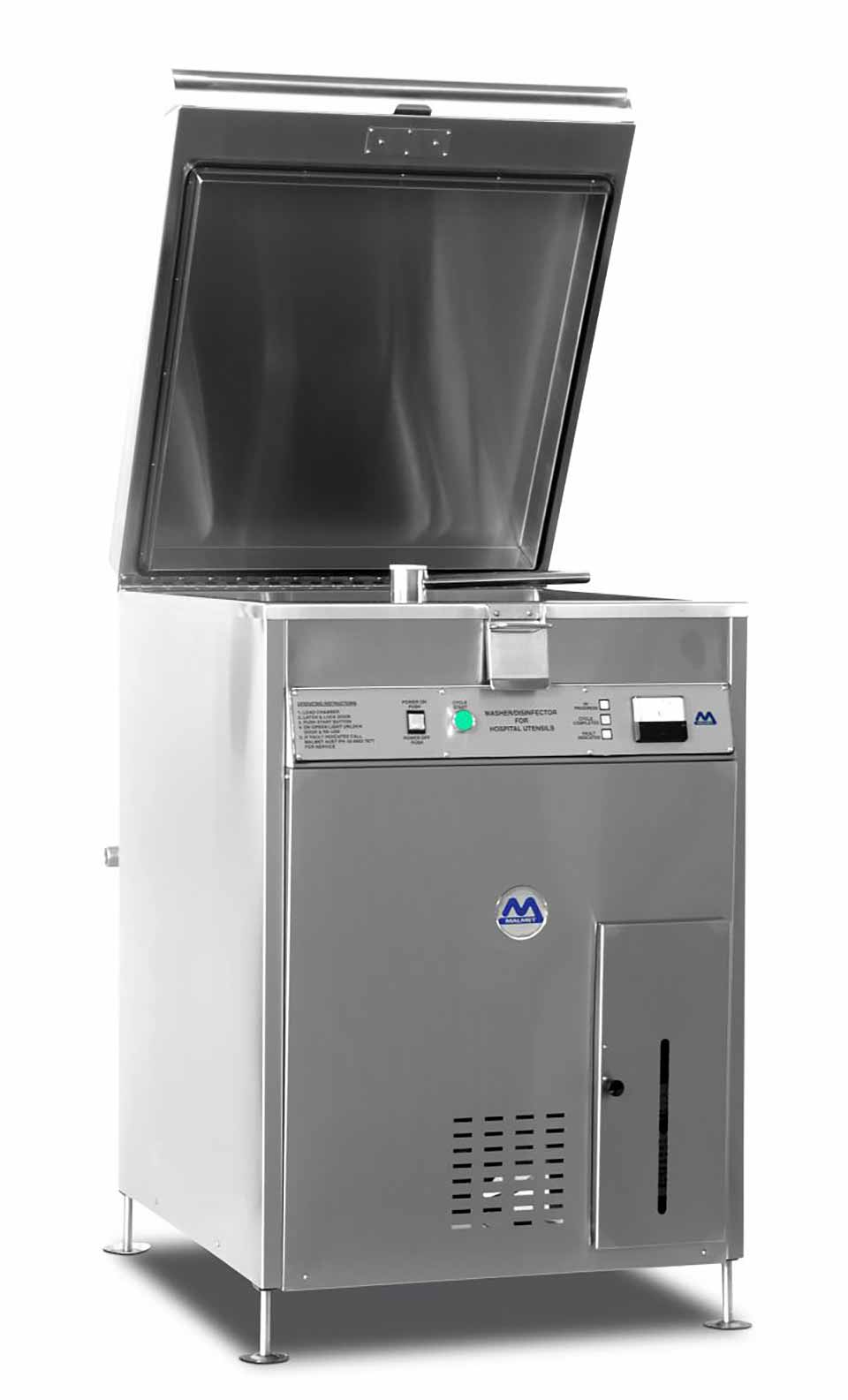 Washer Disinfectors: WDT2.1 - Utensil Bowl Washer - Top Loaded