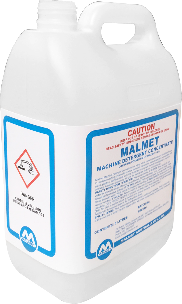 Malmet Machine Detergent Concentrate